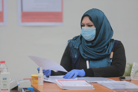 COVID-19 prevention and response in the MENA region