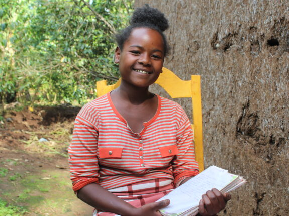 Educating Ethiopia's future female leaders