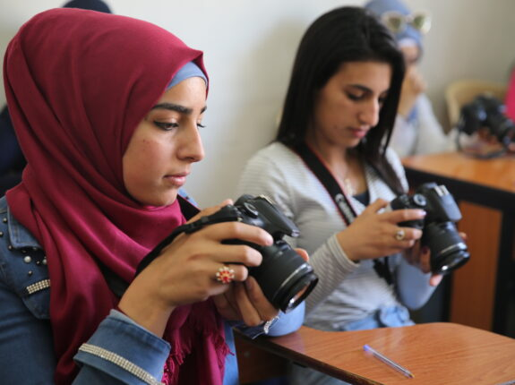Ensuring a brighter future for Lebanese youth through web development